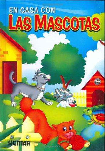 En casa con las mascotas/At Home with Pets (Reflejos/Reflections) por Paula Vera