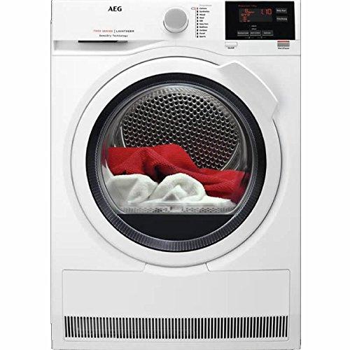 AEG T7DBG831R 7000 Series SensiDry 8kg Freestanding Tumble Dryer-White