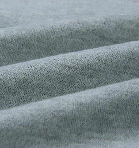 Haut Automne Hiver Femme Blouses Cardigan Sweat-shirts Décontractée Imprimé Manches Longues Avec Poches Tops Tailleurs Sweats à Capuche Gris