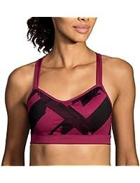 56c108d1fe Amazon.co.uk  Brooks - Sports Bras   Knickers   Bras  Clothing