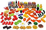 Chad Valley 104 Piece Play Food Set by Chad Valley