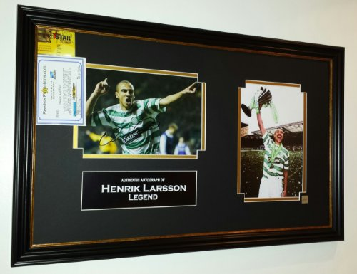 Henrik-Larsson-of-Celtic-Signed-Photo