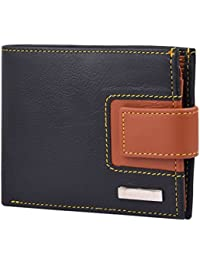 Accezory Genuine Leather Casual Wallet For Men