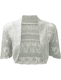 ZEE FASHION New Kids Girls Bolero Knitted Cardigan Shrugs Top Age  2-13  Years 1cc966f23