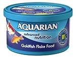 Aquarian Goldfish Flake Fish Food 200 g