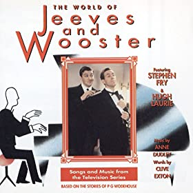 The World Of Jeeves And Wooster