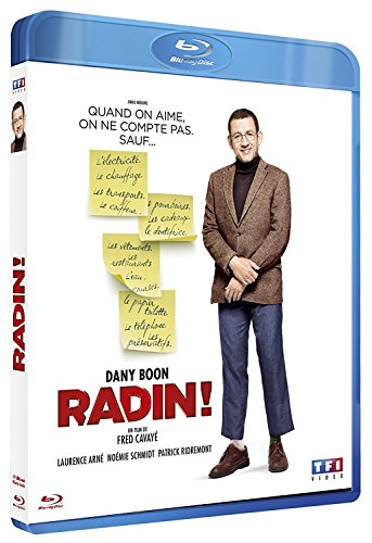 Radin !  [Blu-ray ] [Import italien]