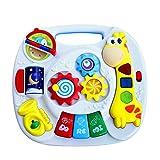 GALOOK Giocattoli musicali bambini giocattoli multifunzione - giocattoli educativi elettronici per bambini per i bambini gioco e impara