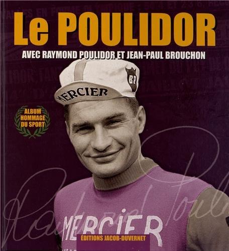 POULIDOR (AVEC DVD) par RAYMOND POULIDOR