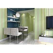 Moderno papel pintado verde dibujos animados dibujos animados letras habitación de los niños dormitorio completo tienda niños y niñas papel pintado 0,53m (20,8cm) * 10m (32,8') = 5.3sqm (gris), Wallpaper only, Fresh green