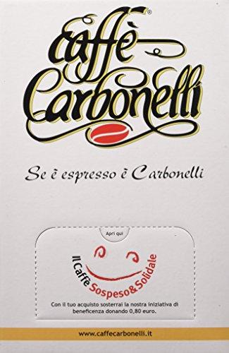 Caffè Carbonelli 50 Cialde Ese, Miscela Arabica - 1