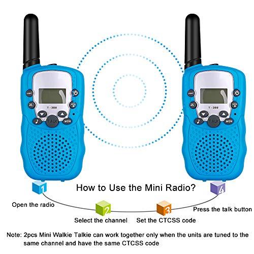 Zoom IMG-3 wanfei 2 x walkie talkie