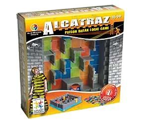 Smart Games - SG 310 - Jeu de plateau - Alcatraz - Jeu De Réflexion Et De Logique
