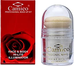 camieo Proffetional Make-Up Kit Face and Body Hi-Lite Illuminator (2)