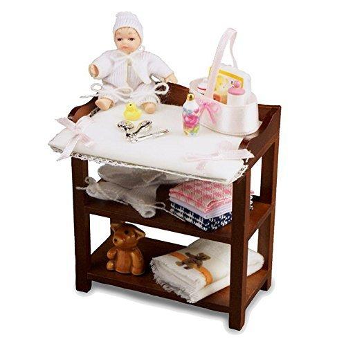 Dollhouse Miniature Assorted Fresh Artisan Bread Set by Reutter Porcelain
