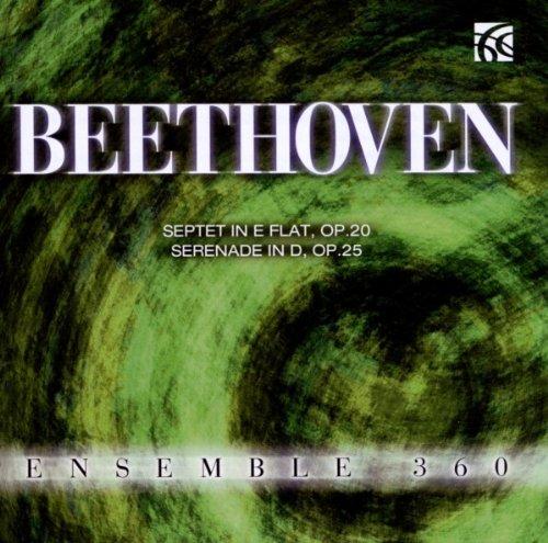 Preisvergleich Produktbild Septet in E Flat Op.20 / Serenade in d Op.25