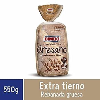 Bimbo Artesano Pan Rebanada...