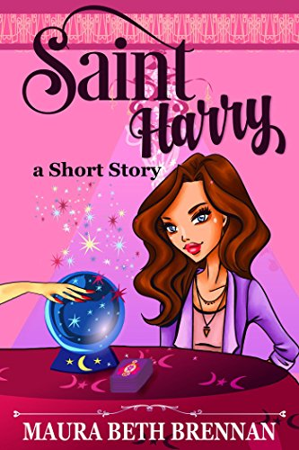 Book cover image for Saint Harry