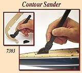 Amati 7393 - Lijadora manual para contornos en maquetas de barcos