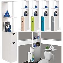 Amazon.fr : meuble rangement wc
