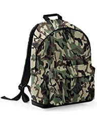 BagBase sac à dos camouflage