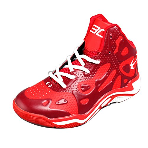 Men's Breathable Damping Slip Basketball Running Shoes SEE CHART 1