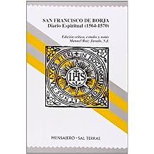 San Francisco de Borja: Diario Espiritual (1564-1570) (Manresa)