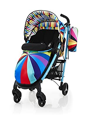 COSATTO Yo 2 Stroller (Go Brightly) by Cosatto