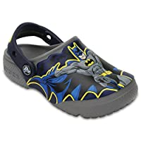 Crocs Boys Fun Lab Batman Kids Clogs