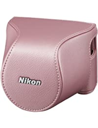 Nikon CB-N2200S Étui pour Nikon 1 / J3/1 / S1 Rose