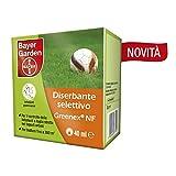 Bayer Diserbante Selettivo Greened Nf Ml. 40 Orto E Giardino, Multicolore, Unica