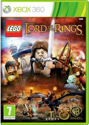 Price comparison product image LEGO Lord of the Rings (Xbox 360)