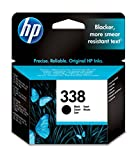HP 338 Black Original Ink...