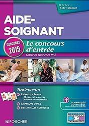 Aide-soignant - Concours d'entrée 2015 - Nº17