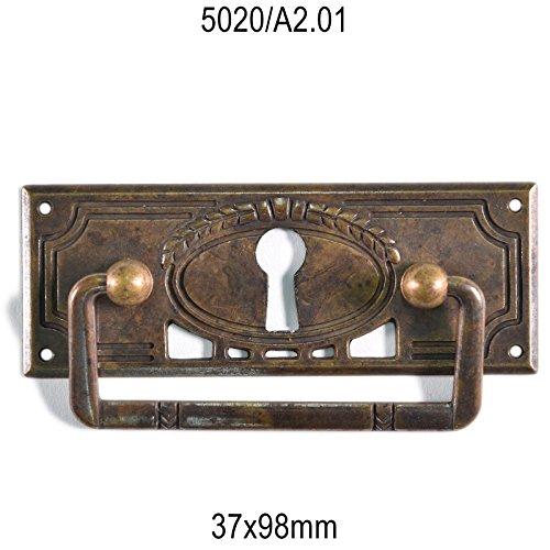 Antikmöbel Griff Schlüsselschild (5020/A2.01)