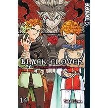 Black Clover 14: Goldene und schwarze Funken