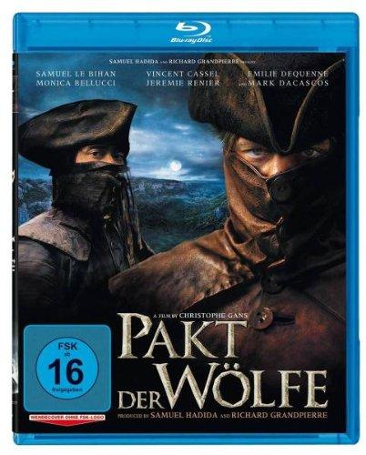 Pakt der Wölfe (Kinofassung und Director's Cut) [Blu-ray] hier kaufen