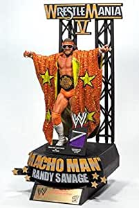 McFarlane WWE Resin StatueMacho Man Randy Savage by McFarlane Toys