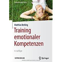Training emotionaler Kompetenzen (Psychotherapie: Praxis)