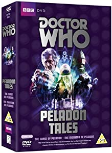 Doctor Who: Peladon Tales (The Curse of Peladon / The Monster of Peladon) [DVD] by 2entertain