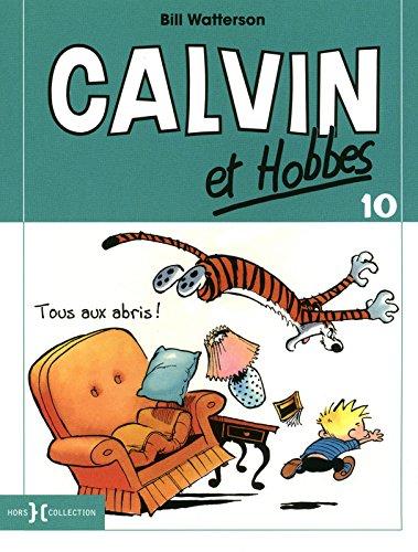 Calvin et Hobbes - T10 petit format (10)