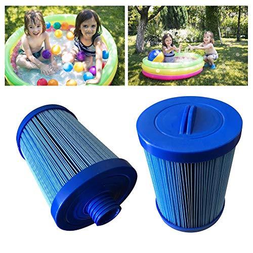 Spa Filter ersetzt Poolfilterpatronen Kinderbecken Antimikrobielle Master Spas Poolfilter - Blau - Master Spas Filter
