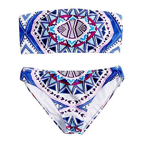 Verano Bikinis Mujer 2020 Monokini Sexy Bandeau, Trikinis Mujer Brasileño, Traje De Baño, Ropa De...