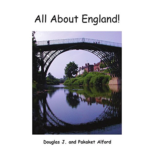 All About England: Worldwide Words English Edition
