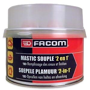 Facom 006056 Mastic Polyester Souple 500 g pas cher – Livraison Express à Domicile