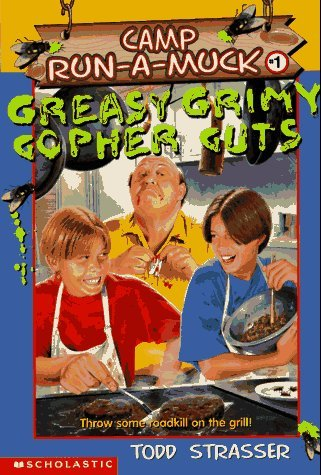 Guts (Camp Run-a-Muck Book 1) by Todd Strasser (1997-06-01) (Muck Camp)