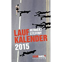 Herbert Steffny's Laufkalender 2015 Taschenkalender