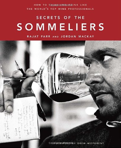 Secrets of the Sommeliers /Anglais