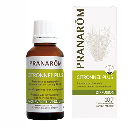 PRANARÔM CITRONNEL PLUS 30 ml