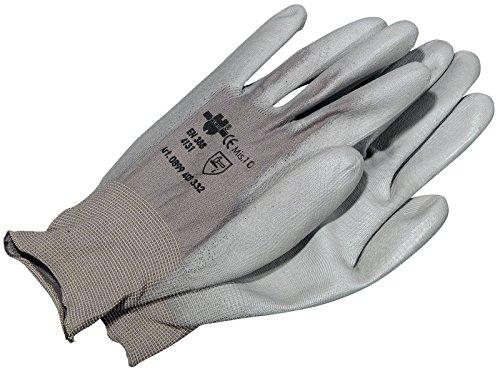 guanti da lavoro wurth Guanti da lavoro di nylon con rivestimento in poliuretano Wurth (8)